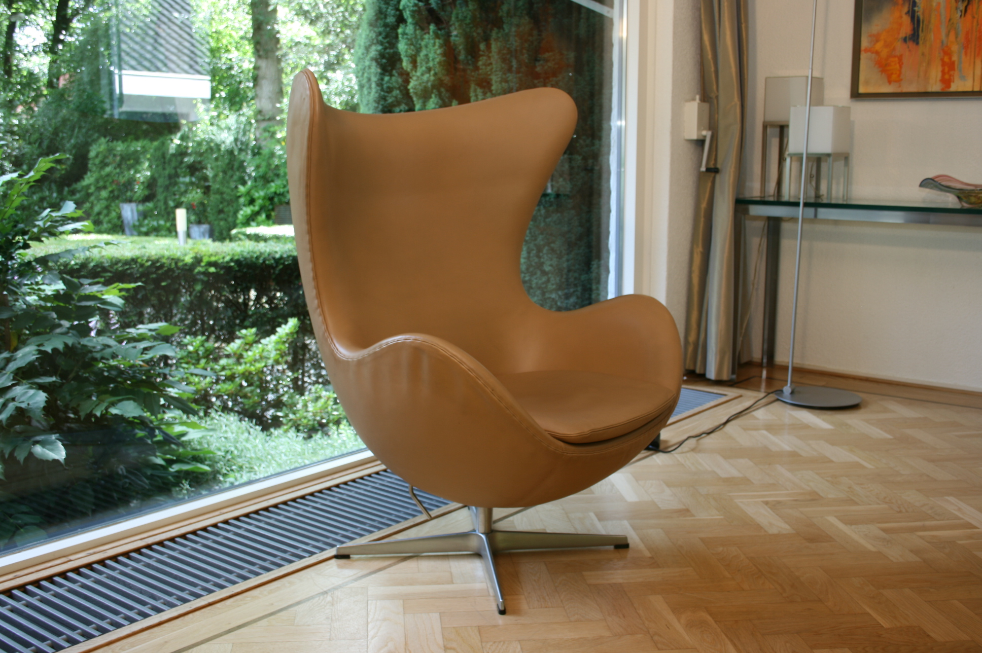 Design Fritz Hansen Egg Chair