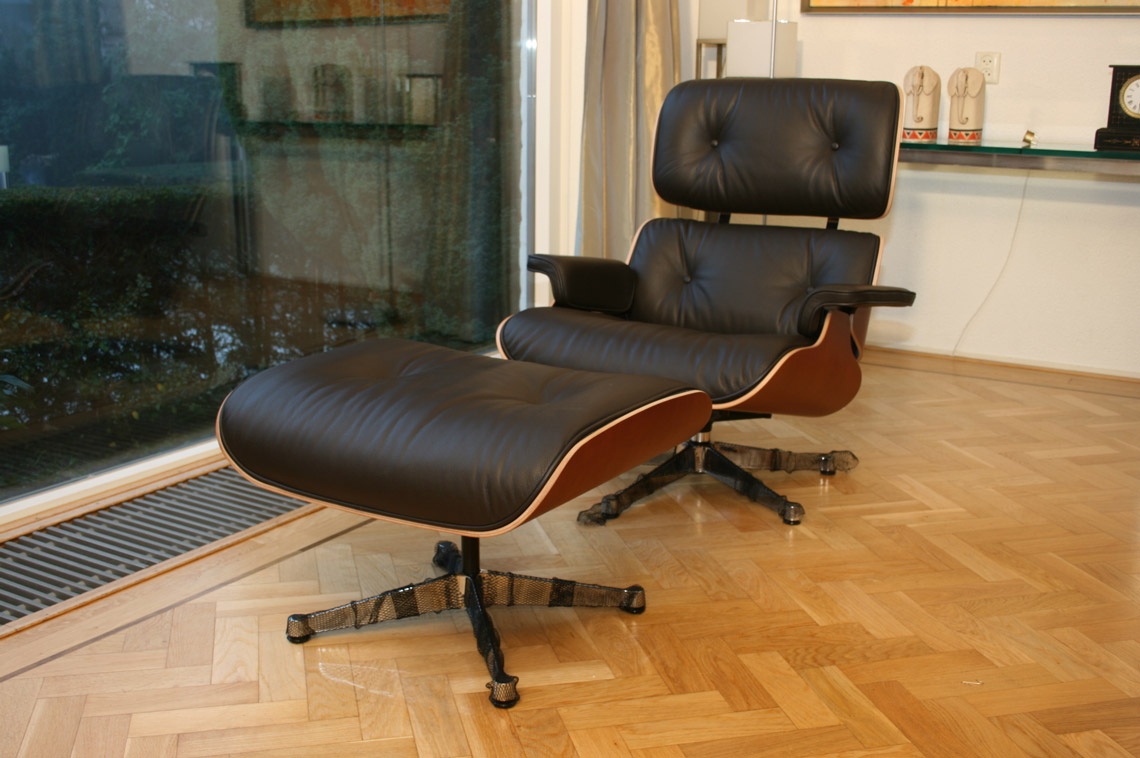 Design Stoel Lounge.Design Vitra Lounge Chair