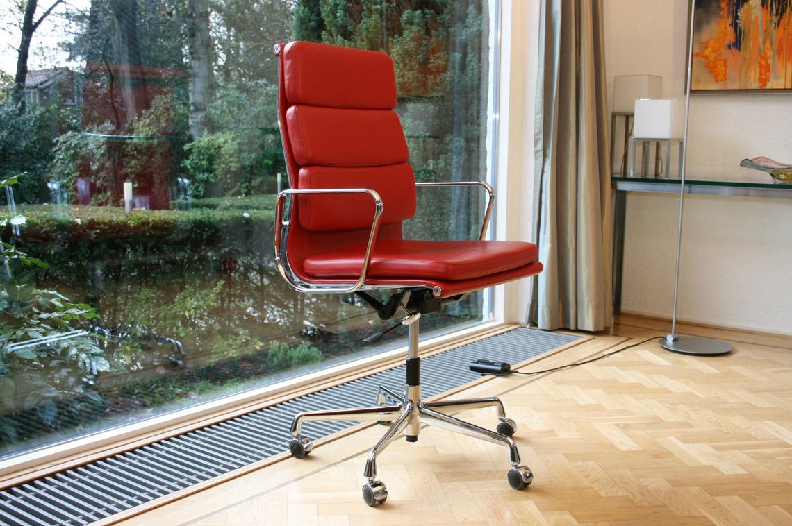 Vitra Eames Stoel : Design vitra ea stoelen nummering eames aluminium group