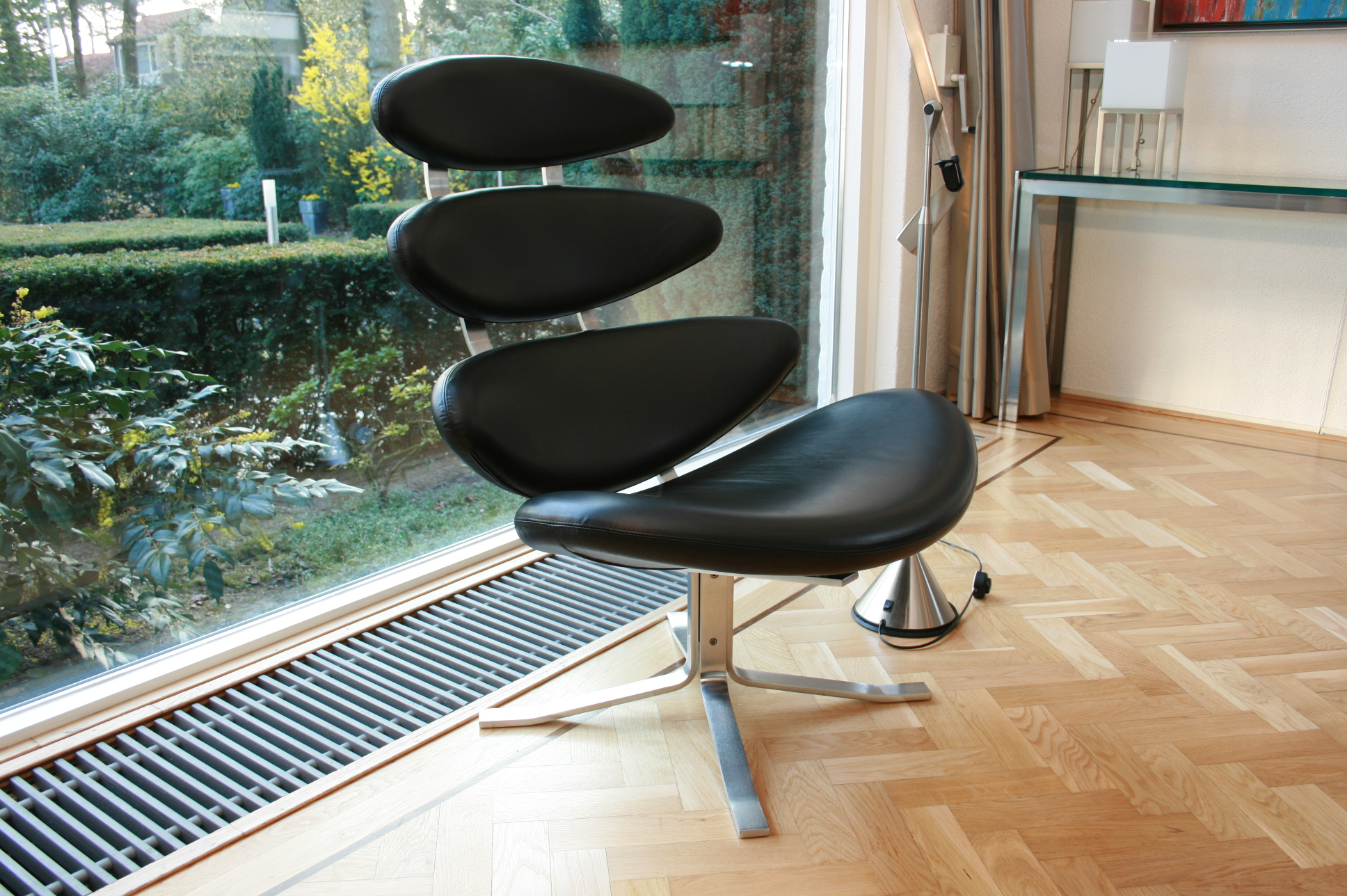 Fabrikant merk fritz hansen just design classics - Comfortabele lounge stoel ...